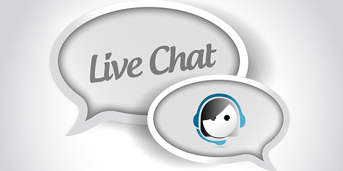 assistenza clienti web chat