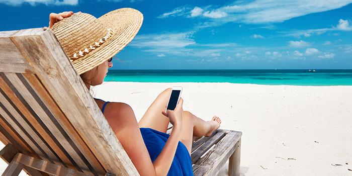 booking turistico da mobile